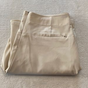 Nike golf dry fit capris size 12